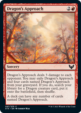Dragons Approach