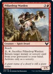 Pillardrop Warden - Foil