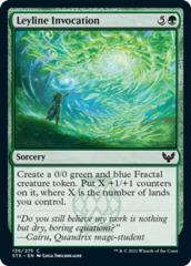 Leyline Invocation - Foil