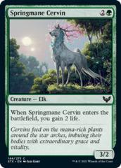 Springmane Cervin