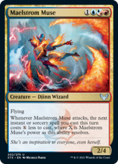 Maelstrom Muse - Foil