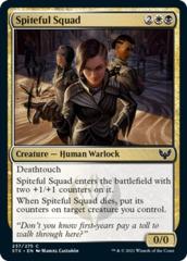 Spiteful Squad - Foil