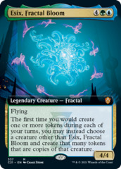 Esix, Fractal Bloom - Extended Art