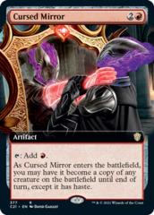 Cursed Mirror - Extended Art
