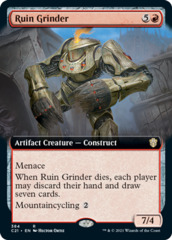 Ruin Grinder - Extended Art
