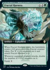 Fractal Harness - Extended Art