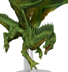 D&D Icons of the Realms: Adult Green Dragon