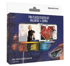 Avalanche vs Shinra Two Player Starter Set