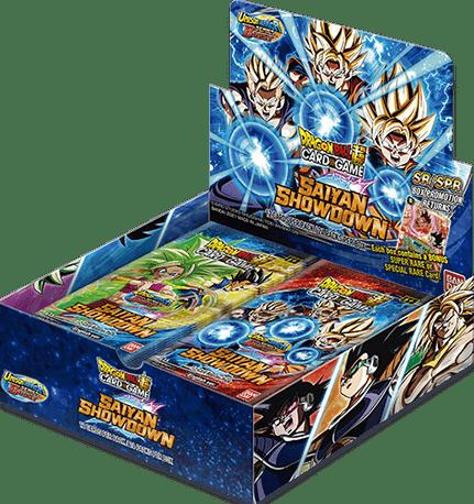 Dragon Ball Super - Saiyan Showdown Booster Box