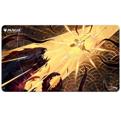 Ultra Pro - Strixhaven Playmat for Magic: The Gathering - Mystical Archive Defiant Strike