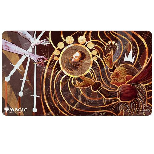 Ultra Pro - Strixhaven Playmat for Magic: The Gathering - Mystical Archive Claim the Firstborn