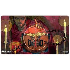 Ultra Pro - Strixhaven Playmat for Magic: The Gathering - Mystical Archive Sign in Blood