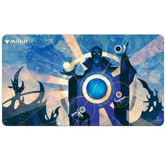 Ultra Pro - Strixhaven Playmat for Magic: The Gathering - Mystical Archive Blue Sun's Zenith