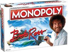 Monopoly: Bob Ross Edition