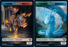 Elemental // Fractal Token