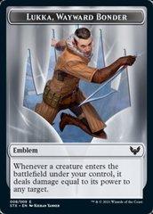 Emblem - Lukka, Wayward Bonder