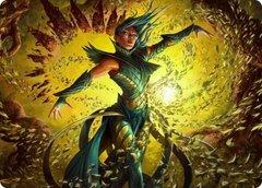 Dragonsguard Elite B Art Card