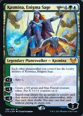 Kasmina, Enigma Sage - Foil - Prerelease Promo