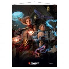 Ultra Pro - Strixhaven Wall Scroll - Will and Rowan