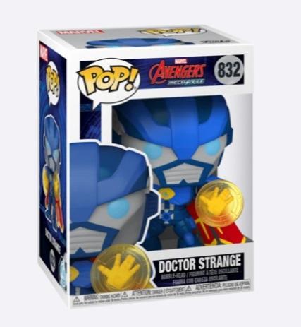 POP! Marvel #832: Avengers Mech Strike - Doctor Strange