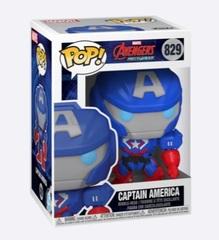 POP! Marvel #829: Avengers Mech Strike - Captain America