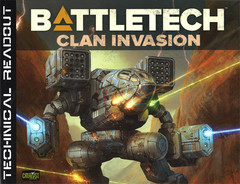 Battletech: Technical Readout - Clan Invasion