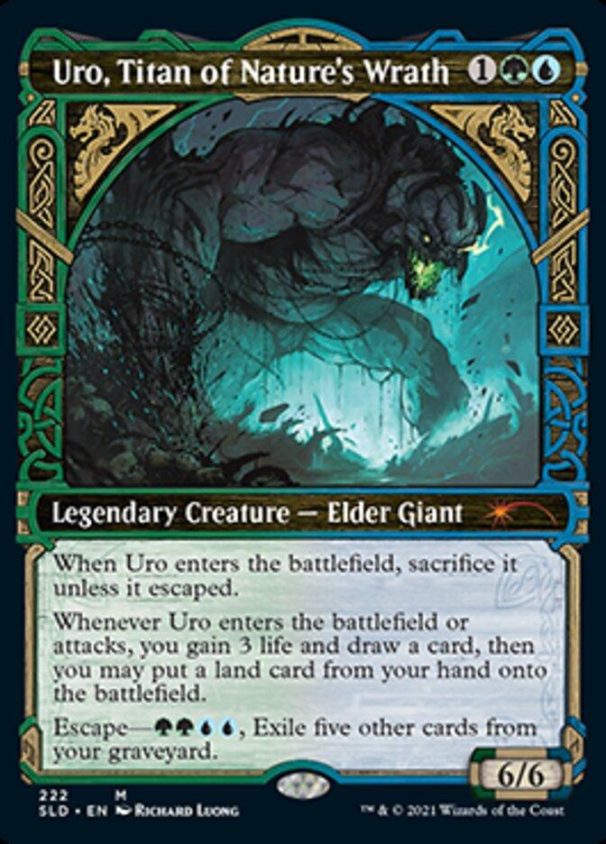 Uro, Titan of Natures Wrath - Foil