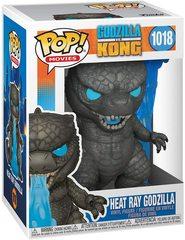 Movies Series - #1018 - Heat Ray Godzilla (Godzilla Vs Kong)