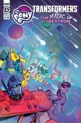 Mlp Transformers Ii #4 (Of 4) Cvr A Tony Fleecs (STL190668)