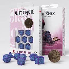 The Witcher Dice Set: Dandelion - Half Century of Poetry