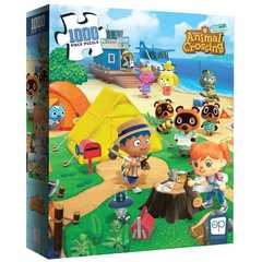 Animal Crossing: New Horizons - Welcome to Animal Crossing 1000 Piece Puzzle