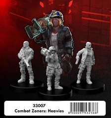 Combat Zoners A