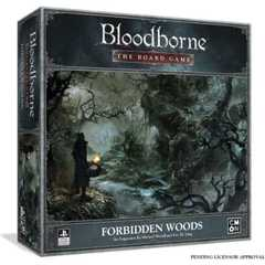 Bloodborne: Forbidden Woods Expansion