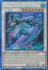 Ursarctic Grand Chariot - ANGU-EN035 - Collector's Rare - 1st Edition