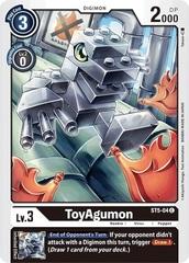 ToyAgumon - ST5-04 - C
