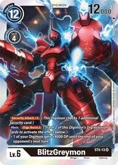 BlitzGreymon - ST5-13 - SR