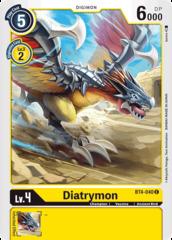 Diatrymon - BT4-040 - C