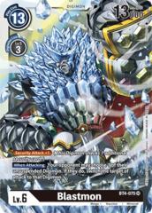Blastmon - BT4-075 - SR