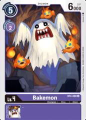 Bakemon - BT4-080 - U