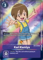 Kari Kamiya - BT4-097 - R - Box Topper