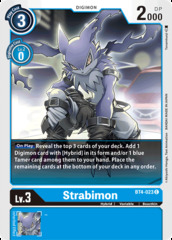 Strabimon - BT4-023 - C