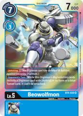Beowolfmon - BT4-030 - SR