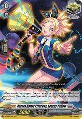 Aurora Battle Princess, Lourus Yellow - D-SD05/011EN - TD