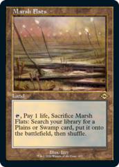 Marsh Flats - Retro Frame