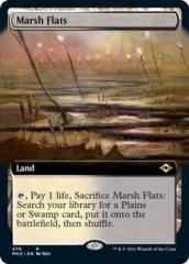 Marsh Flats - Extended Art