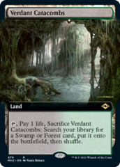 Verdant Catacombs (Extended Art)