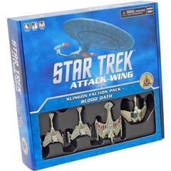 Star Trek Attack Wing - Klingon Faction Pack: Blood Oath