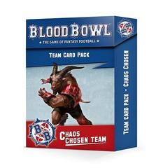 Blood Bowl - Chaos Chosen Team Card