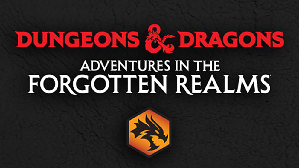 Adventures in the Forgotten Realms Theme Boosters Box
