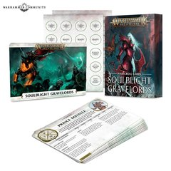 Warscrolls: Soulblight Gravelords